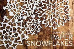 Snowflake Title
