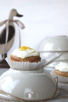 ricotta...che passione: Muffins o cupcakes? Non so... So solo che sono buoni !