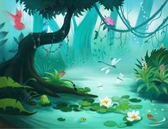 Art of mipou http://