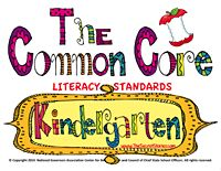 Free kindergarten posters from The Secret Stories to illustrate common core literacy standards