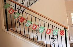 Hang this Be Merry Garland anywhere you need a festive touch! It's an easy sewing project that will get everyone in the holly jolly spirit!