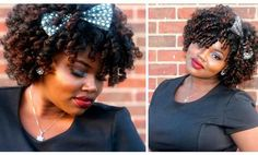 Natural Hair Care & Styling African American Style!