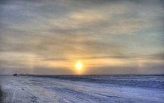 Ice Road Trucking Canada