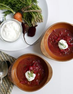Borscht Soup / The Jewels of New York