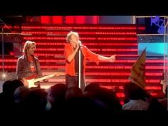 Rod Stewart - Rhythm of my heart [HQ] - YouTube