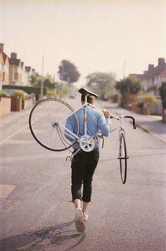 get there. #bikenau