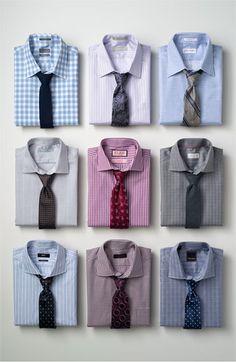 Shirt / Tie combos