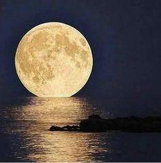 Luna en el Atlántico,Lanzarote