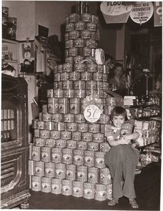 2 lbs Folger's coffee for 57 cents! 1930s