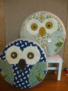 owl craft ideas   Via Sherron Heidlage