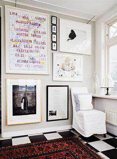interior, floor, offic, frame collages