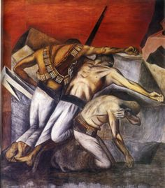 Diseño y cultura en latinoamérica • José Clemente Orozco  Periodo: Muralismo ...