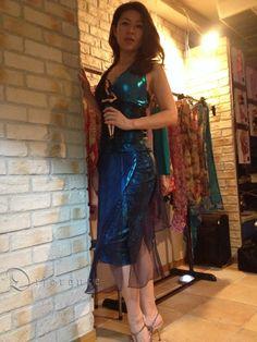 Tango dress by Diferente. for Mis.Shigeri.