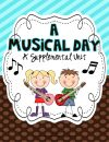 1st Grade Journeys-A Musical Day {Unit 2, Lesson 8} product from TeachingInHighHeels on TeachersNotebook.com