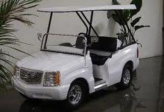 Cadillac golf cart, yes pls