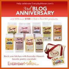 Bob's red mill give away!
