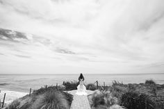 A sweeping glimpse of the Pismo Beach horizon. Wilson Lee Weddings.