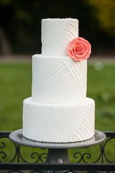 Summer Wedding Cake Ideas Wedding Cakes Photos on WeddingWire