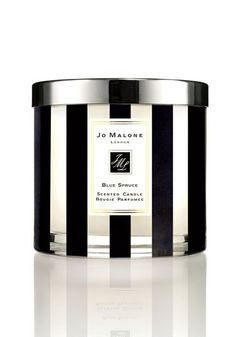 Jo Malone Blue Spruce Deluxe Candle | See more beauty gifts at VF.com! holiday, fragranc, gift, candl