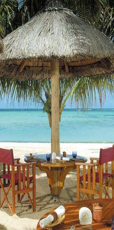 Dinarobin Hotel Golf and Spa  West Coast, Mauritius