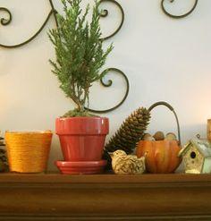 Cooking at Café D: Easy Autumn Decor