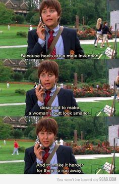 hahaha it's the truth!