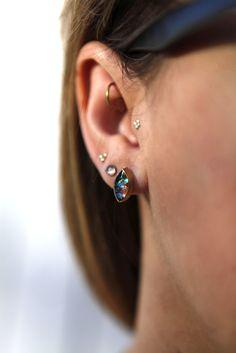 @blydesign opal earrings