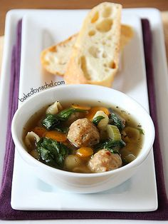 Lots of awesome soup recipes to make this fall!