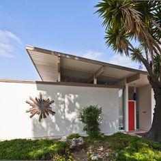 Fairhaven Eichler   Architects: Anshen & Allen (1962)   Location: Orange, CA #midcentury