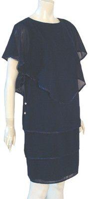 Vintage 20s Flapper 80s Dress Sheer Tiered Cape Rhinestones | eBay