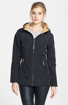 If the Rain Jacket fits, wear it! @Polyvore #ShopPolyvore