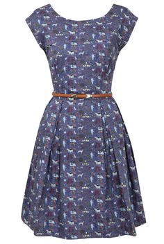 WANT Louche Julita-Country Dress - but they haven't got it in my size. Wah-Wah