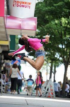 Dancers Amoung Us