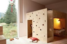 Fun combination bunk