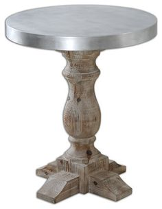 Martel Accent Table - traditional - side tables and accent tables - Fratantoni Lifestyles