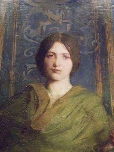 """""""Virgin Earthbound"""" by Abbott Handerson Thayer by theabominable*snowman, via Flickr"""
