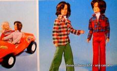 Boneco Beto de 1974