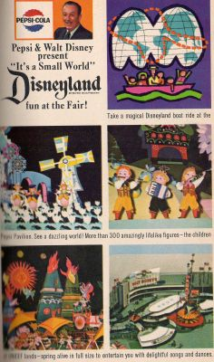 It's A Small World Guide Book. NY 1964 fair