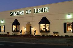 Shades of Light::Retail