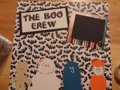 The Boo Crew Layout