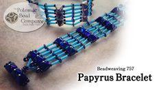 Papyrus bracelet