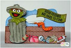Jamiek711 Designs....Sesame Street mini hop..... free files for 24 hours only....