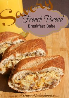 Savory French Bread
