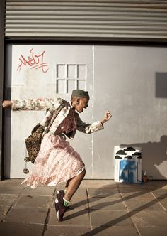 CHRIS SAUNDERS PHOTOGRAPHY / FILM: Street Style Johannesburg June 2012