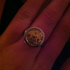 #new #ring #voor #me #birthay #jeej #mimoneda #budha - @xchantalriefel- #webstagram
