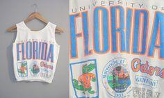 florida gators, vintag cloth, music festiv, summer time