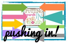 Sparklle SLP: SLPs Pushing In Series: Guest Post by Mia McDaniel