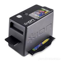 iPICS2GO Negative to iPhone Scanner