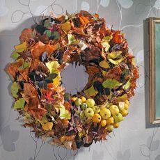 Welche Herbstmaterialien trocknen besonders gut?