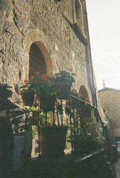 Student Photo -- Gordon-IN-Orvieto, Italy